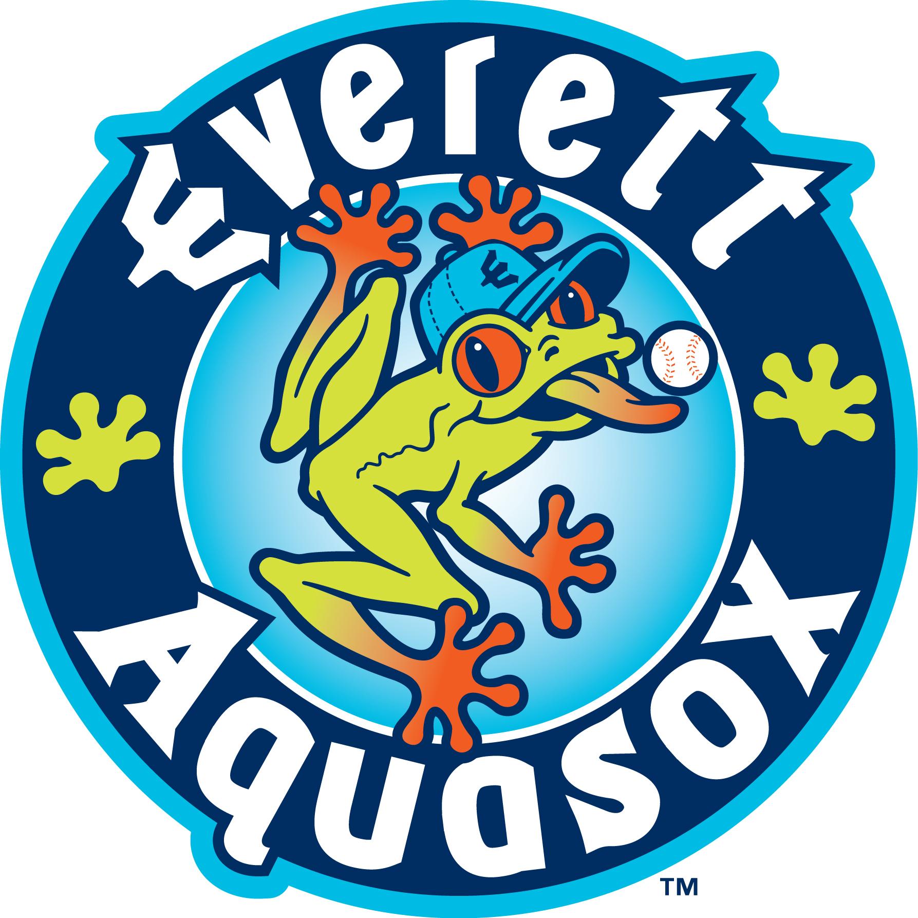 New Logos | AquaSox Frog Blog